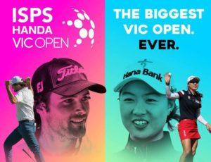 【結果リーダーズボード】2019年ISPS HANDA ヴィックオープン