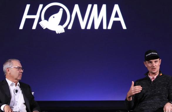 ジャスティン・ローズの2019年最新クラブセッティング|HONMA